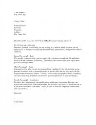 letter of intent sample to apply for a job cover format it