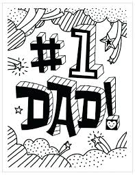 fathers day coloring pages free printable father page grandpa