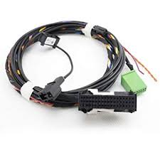 vw wire harness car audio wire diagram codes volkswagen factory car vw rcd rns rns w w wiring harness cable bluetooth k vw rcd510 rns510 rns315 9w2 9w7