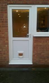 cat flap door 2 20 glass 20 door 20 petsafe newfangled inclusive of a sureflap microchip
