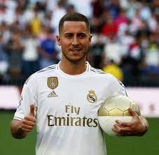 """Hazard bei Real Madrid: Ohne Rückennummer auf dem Weg zum """"besten Spieler  der Welt"""" - WELT"""