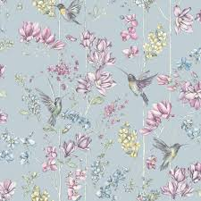 Dutch Wallcoverings Imaginarium Kolibri 12391 Behangkoopjesnl