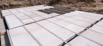 lightweight concrete block for load bearing walls for foundations for flooring