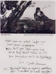 P S I Hate You The Angry John Lennon Letters Vulture