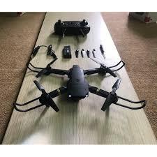 Flycam mini, Flycam giá rẻ E58 Quay Phim Chụp Ảnh 1080 Full HD, Chống Rung  Quang Học, Kết Nối Wifi ,Tặng Balo chống Sốc