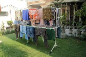 Laundry Cloth Stand
