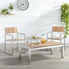 whitewash outdoor furniture. to complete the highend look this set is covered in a whitewash finish and features identical signature hardware branding tastefully placed on each piece outdoor furniture i