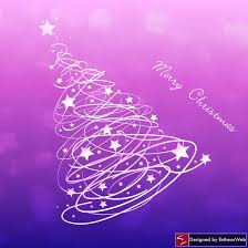 Pink Christmas Card Free Christmas Cards Entheos