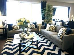 blue and yellow living room grey blue yellow living room blue grey living room living room