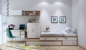 ... Astounding Bed For Small Room Space Saving Storage Issue Under  Containers Can Free Up Visually Expand ...
