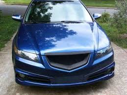 acura tlx 2008 custom. 20042008 acura tl shark mouth style grill tlx 2008 custom