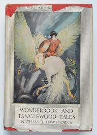a wonder book and tanglewood tales by nathaniel hawthorne ilrated by gustaf tenggren