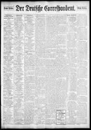 Der Deutsche correspondent. [volume] (Baltimore, Md.) 1841-1918, August 06,  1897, Image 3 « Chronicling America « Library of Congress