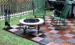 patio ideas interlocking patio tiles interlocking patio