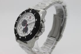 victorinox watches 3 great analog display swiss quartz silver victorinox watches 3 great analog display swiss quartz silver mens watches