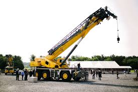 Grove 165 Ton Crane Load Chart Manitowoc Debuts Grove Grt9165 And Tms500 2 Cranes