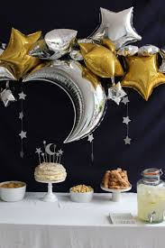 Decorative Stars For Parties 17 Best Ideas About Moon Party On Pinterest Eid Moon Moon