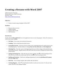 Making A Resume Online Horsh Beirut
