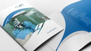 Prismagraphia - Company Profile Design