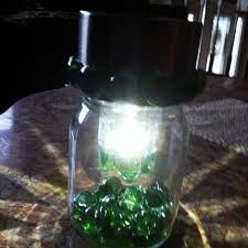 lighting in a jar. Another Solar Light In A Jar, Crafts, Lighting, This Is After Glued Flat Lighting Jar