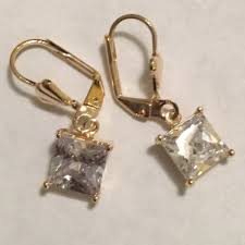 18k gold filled earrings won t 0