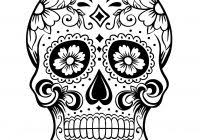 Free Day Of The Dead Coloring Pages With Amazing Thanksgiving Free