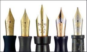 Caneta Tinteiro Para Caligrafia - Fruto de Arte (Blog)