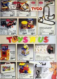 tyco toys including cars and trains from toys r us 1986