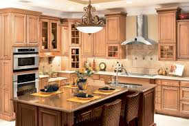 honey maple kitchen cabinets. Traditional Kitchen Design With Honey Maple Cabinet And Brown Granite Countertop Island Cabinets E