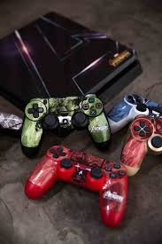 Ps4 Designs Avengers Infinity War Ps4 Controller Skins By Skinit
