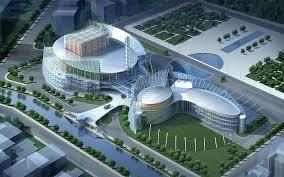architecture design. Architecture Design 3d
