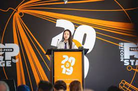 Share 16 hours beginners blockchain, ethereum training course half moon bay with your friends. Bitdeer Founder Ceo Celine Lu Attended Bitcoin 2019 To Discuss The Driving Force Behind Bitcoin