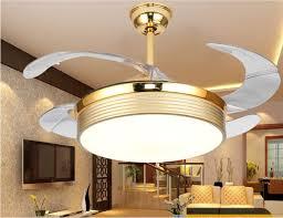 yuhao elegant ceiling fan with led