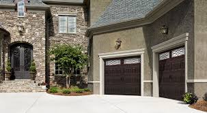 Designer Garage Doors Residential Impressive Decoration