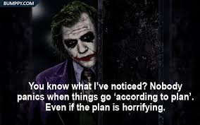 Joker Quotes Interesting 48 48 Quotes By The Joker That Are Horrendously True In The Today