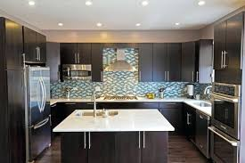 black cabinets with white countertops black and