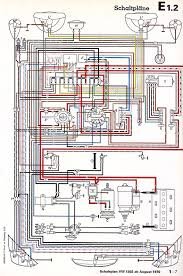 1974 vw bug wiring diagram wirdig wiring diagrams