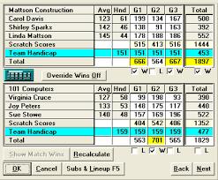 Bowling Score Sheet Excel Ten League Although – Designbusiness.info