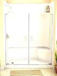 home depot shower stall home depot shower stalls one piece shower stall home depot interior bathrooms
