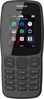 <b>Мобильный телефон Nokia 106</b> Gray (TA-1114) - купить ...