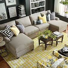 double chaise sectional sofa. Fine Chaise Double Chaise Sectional In Sofa
