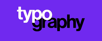 Design Typography Fonts Getting Typography Right In Digital Design Springboard