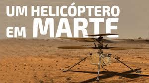 Como o Ingenuity consegue voar em MARTE? - YouTube