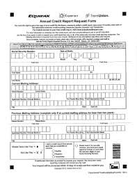 Annual Credit Report Form Annual Credit Report Request Form Fill Online Printable Fillable 2