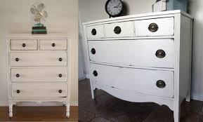 chalk paint projects distressed