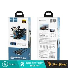 Cáp HDMI Hoco UA14 chuẩn Lightning và TypeC- chính hãng, Giá tháng 10/2020
