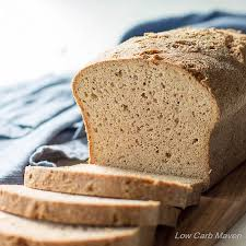 The Best Low Carb Bread Recipe With Psyllium And Flax Low Carb Maven