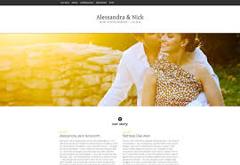 Creating Your Wedding Website Wedding Event Planning And