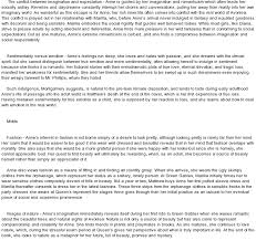 essay expectation essay