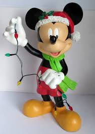 Mickey Christmas Lights Mickey Mouse Christmas Lights Outdoor Photo And Video